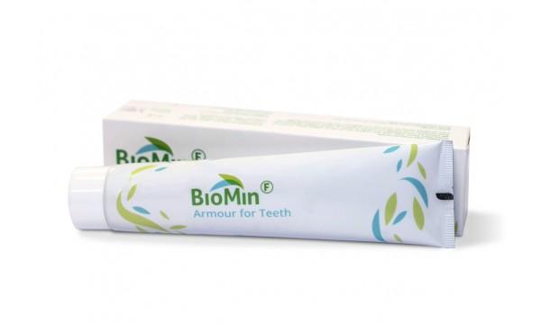 Dantų pasta BioMin, 75 ml.